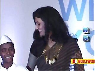 Actresses take Sensuous Saree at Global Peace Initiative Fashion Show 3